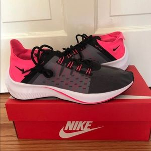 Nike EXP-14 black volt total crimson